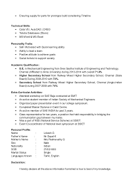 personal profile on resume wonderful personal traits in resume 32 on resume sample with