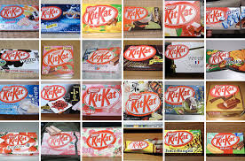 where to buy japanese candy kits the most beautiful candy bars japanese kit kats the most