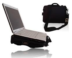 mini trabasack lap desk and bag in one