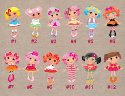 6 best images of lalaloopsy birthday invitations printable free