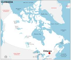 capital of canada map canada maps maps of canada