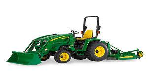 3 family utility tractors john deere asia