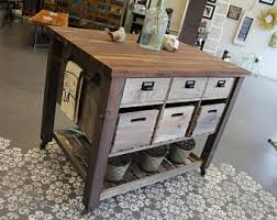 rustic kitchen island custom made kitchen islands home design ideas and pictures