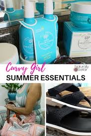 8 must have summer essentials for curvy girls and naturalistas