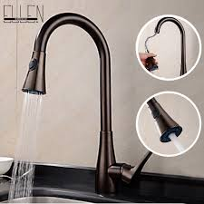popular oiled bronze kitchen faucets buy cheap oiled bronze