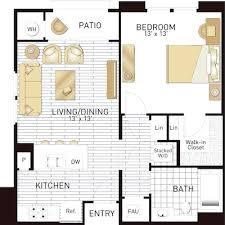 Vacation Village At Parkway Floor Plan Portola Court Apartments In Irvine Ca Irvine Company