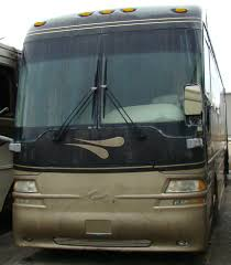 country coach motorhome parts rv exterior body panels used rv