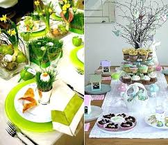 table decorations easter table centerpieces cool table decoration beautiful table