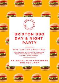 ra brixton bbq cookout club day u0026 night party at brixton jamm