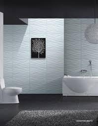 Shiny Or Matte Bathroom Tiles Elysium Leucothea Wall Tile 12x24 For Back Wall Stripe With Plain