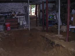 Basement Dig Out Cost by Renovating A 100 Year Old Basement U2013 Raam Dev