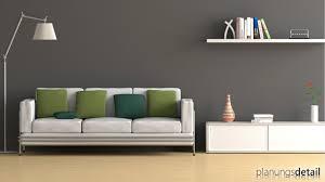Wohnzimmer Grau Petrol Design Wohnzimmer Design Wandfarbe Grau Inspirierende Bilder