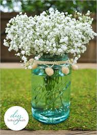 jar floral centerpieces jar jar floral arrangement 792928 weddbook