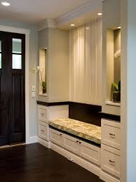 entryway built in cabinets custom built ins very nice with its recessed light and built in