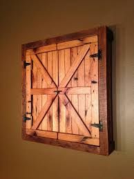 Made To Order Cabinet Doors Rustic Dartboard Cabinet Reclaimed Barn Wood Home Decor