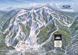 Mammoth Map Snow Summit Trail Map Onthesnow
