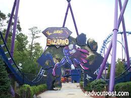 Bizarro Six Flags Great Adventure Bizarro Is Now Open