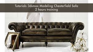 Chesterfield Sofa Images by Tutorials 3dsmax Modeling Chesterfield Sofa U2013 2 Hours Training