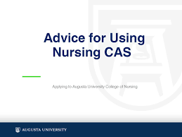 apply to augusta university college of nursing