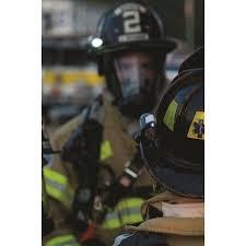 streamlight firefighter helmet light vantage led helmet light red
