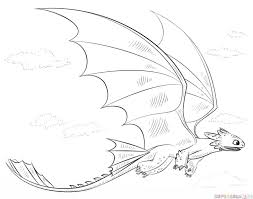 draw toothless flying step step drawing tutorials