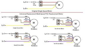 ac motor wiring diagram diagram wiring diagrams for diy car repairs