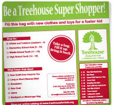 Treehouse Fostering Agency - treehouse for kids