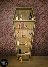 coffin bookshelf bookshelf coffin