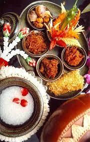cha e cuisine ข าวแช khao chae summer dish delight during the songkran