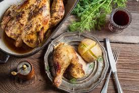 3 fr midi en recettes de cuisine recettes de poulet rôti facile du dimanche