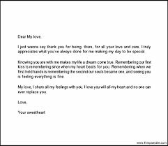 appreciation letter to a friend templatezet