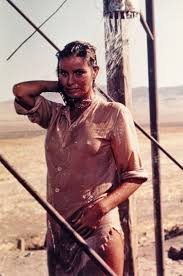 vintageruminance raquel welch taking an outdoor shower 100