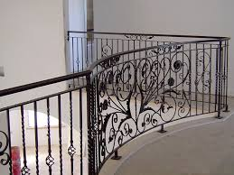 stairs glamorous wrought iron hand railing iron handrails for