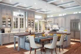Living Dining And Kitchen Design by Waypoint Living Spaces Exactly What You Had In Mind