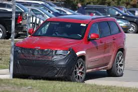 monster jeep grand cherokee 2018 jeep grand cherokee trackhawk price release specs