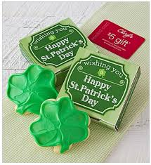 cookie gram cheryl s shamrock cookie grams for 5 free 5 gift card