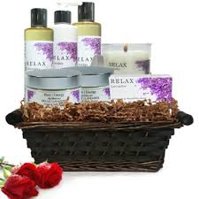 lavender gift basket buy lavender gifts from bed bath beyond