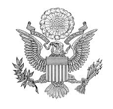 file great seal of the united states 1904 coat of arms png