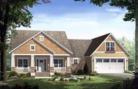 Country Craftsman House Plans House Plan 59148 Cottage Country Craftsman Plan With 1800 Sq Ft