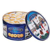 royal dansk danish butter cookie assortment 5 lbs bj u0027s