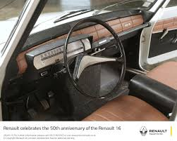 renault cars 1965 the motoring world happy 50th birthday to teh renault 16 my