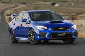 blue subaru wrx 2018 subaru wrx and wrx sti price and features announced