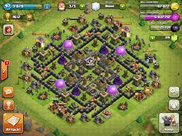 image clash of clans xbow teslas triumphant a th9 design and case by richard