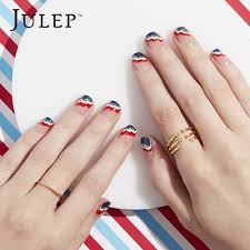party pretty with patriotic nail art partyideapros com