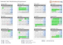 Kalender 2018 Feiertage Mv Kalender 2017 2018 2019 Mecklenburg Vorpommern
