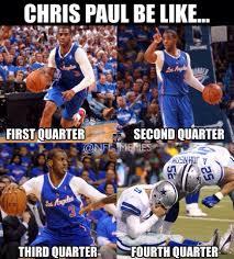 Chris Paul Memes - chris paul chokes football football football pinterest chris