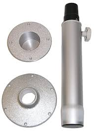 rv table pedestal adjustable table pedestal adjustable removable discount rv parts