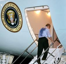 welcome aboard air force one