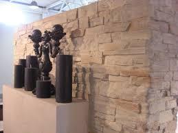 mediterrane steinwand wohnzimmer innenarchitektur geräumiges schönes mediterrane wandgestaltung