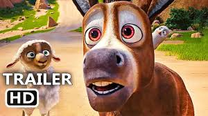 the star official trailer 2017 animals animation christmas